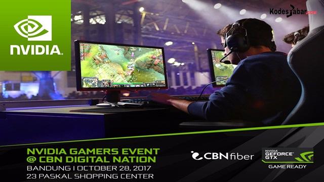 NVIDIA Gelar Final GeForce eSport Xtreme Tournament di Bandung