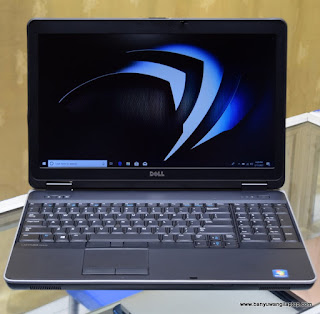 Jual Laptop DELL Latitude E6540 Core i5-4300M - Banyuwangi