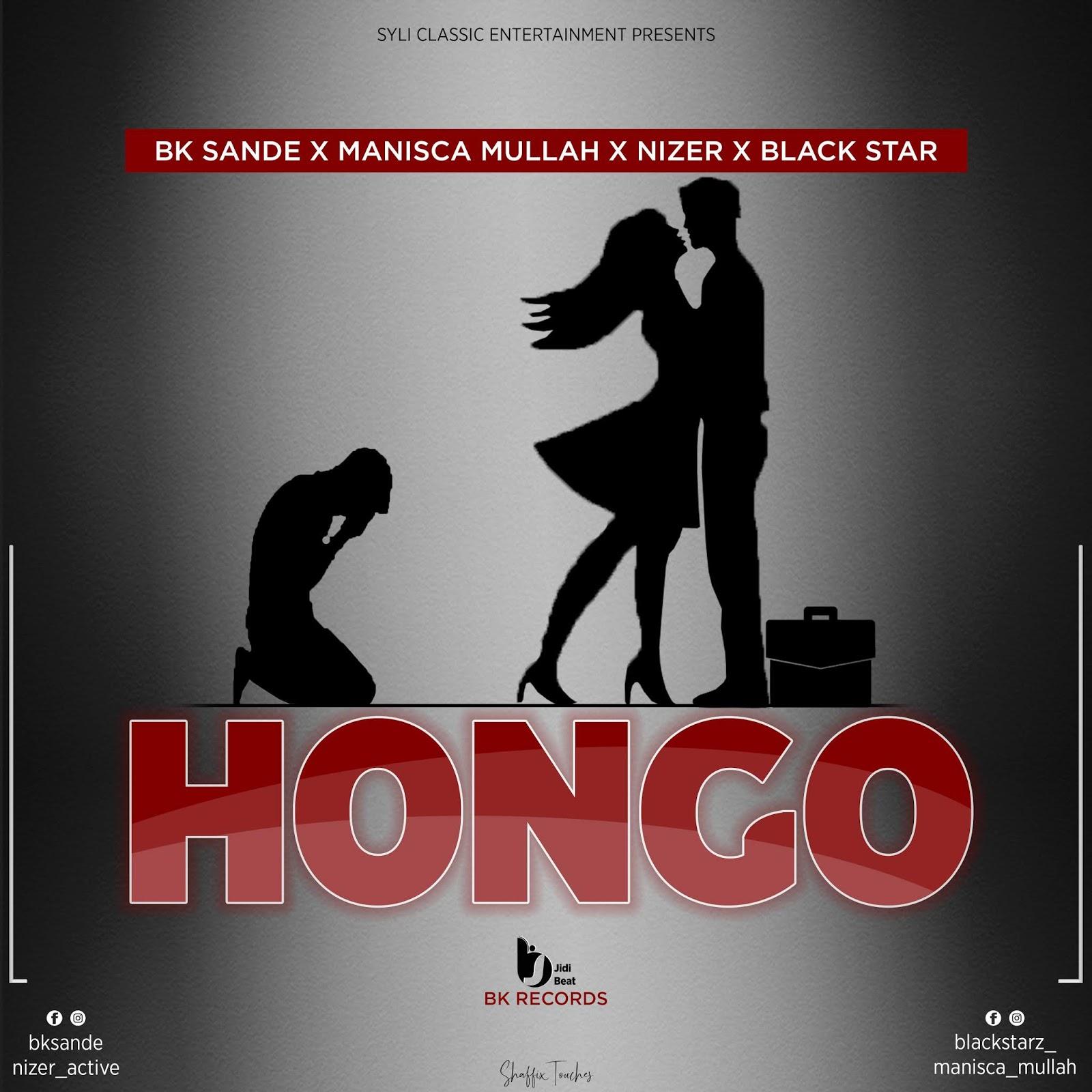 Bk Sande x Nizer x Black Star x Manisca - HONGO