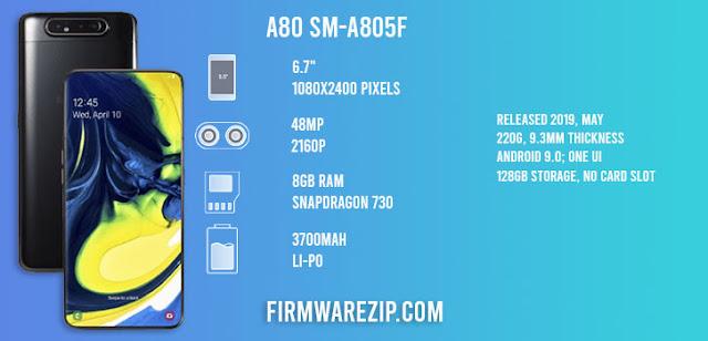 A80 SM-A805F