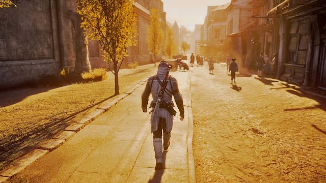 Assassin's Creed Unity REAL LIFE Ray Tracing RTGI Graphics Mod | AC Unity Remastered Graphics 2021