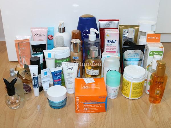 Ile tak naprawdę mam kosmetyków do pielęgnacji?