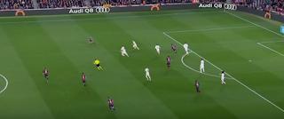 التعادل بهدف لمثله يحسم نتيجة مباراة برشلونة وريال مدريد فى كأس إسبانيا