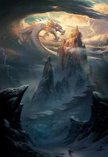 Personalizando a los dragones de Dungeons & Dragons - Magia Ancestral