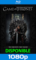 Game of thrones temporada 1 (2011) bluray-rip HD 1080p Español Latino