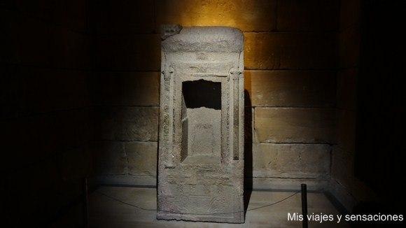 Templo de Debod, santuario o capilla de Naos