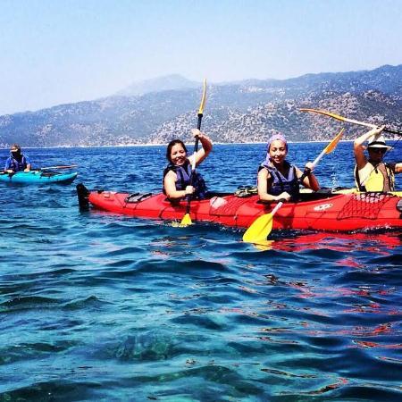Su Sporları Dendiği Zaman Akla İlk Gelen Spor Dalları - Kano - Kurgu Gücü