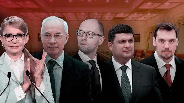 Стало відомо, кого українці вважають найкращим прем'єр-міністром