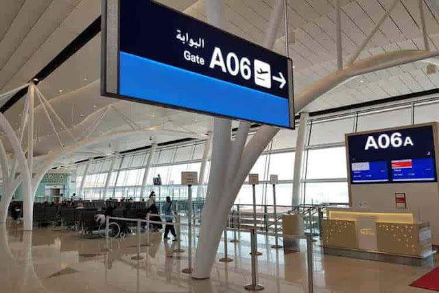 Airport Tax of 10 SR on Domestic travelers in Saudi from January 2020
