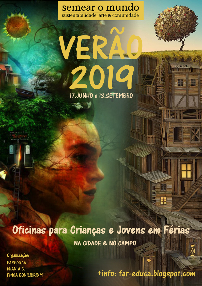 SEMEAR O MUNDO - VERÃO 2019