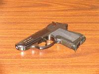 Пистолет ИЖ-78-9Т «Кольчуга»