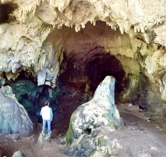 wisata gua tujuh laweung aceh