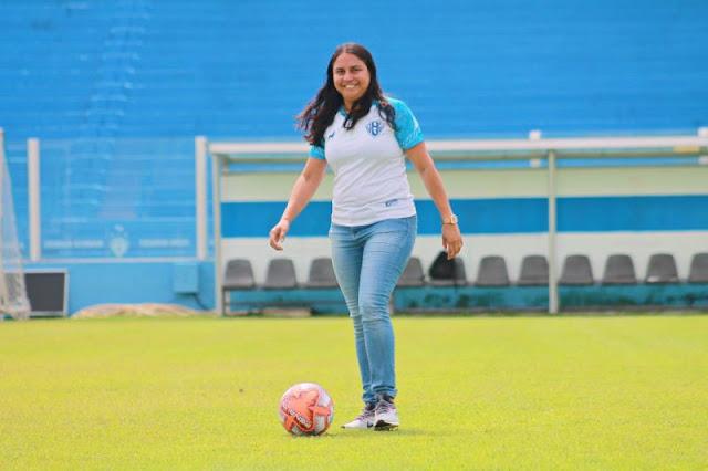 Paysandu cria Diretoria de Futebol Feminino