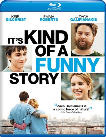 It's Kind of a Funny Story (2010) Dual Audio Hindi 480p BluRay 300MB Full Movie Download