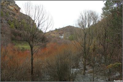 Cascada del Río Júcar junto al Molino De La Chorrera (1)