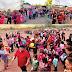 Llevan Periodistas Alegría a Niños de Colonias y Comunidades