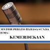Pidato Bahasa Sunda Tema Kemerdekaan