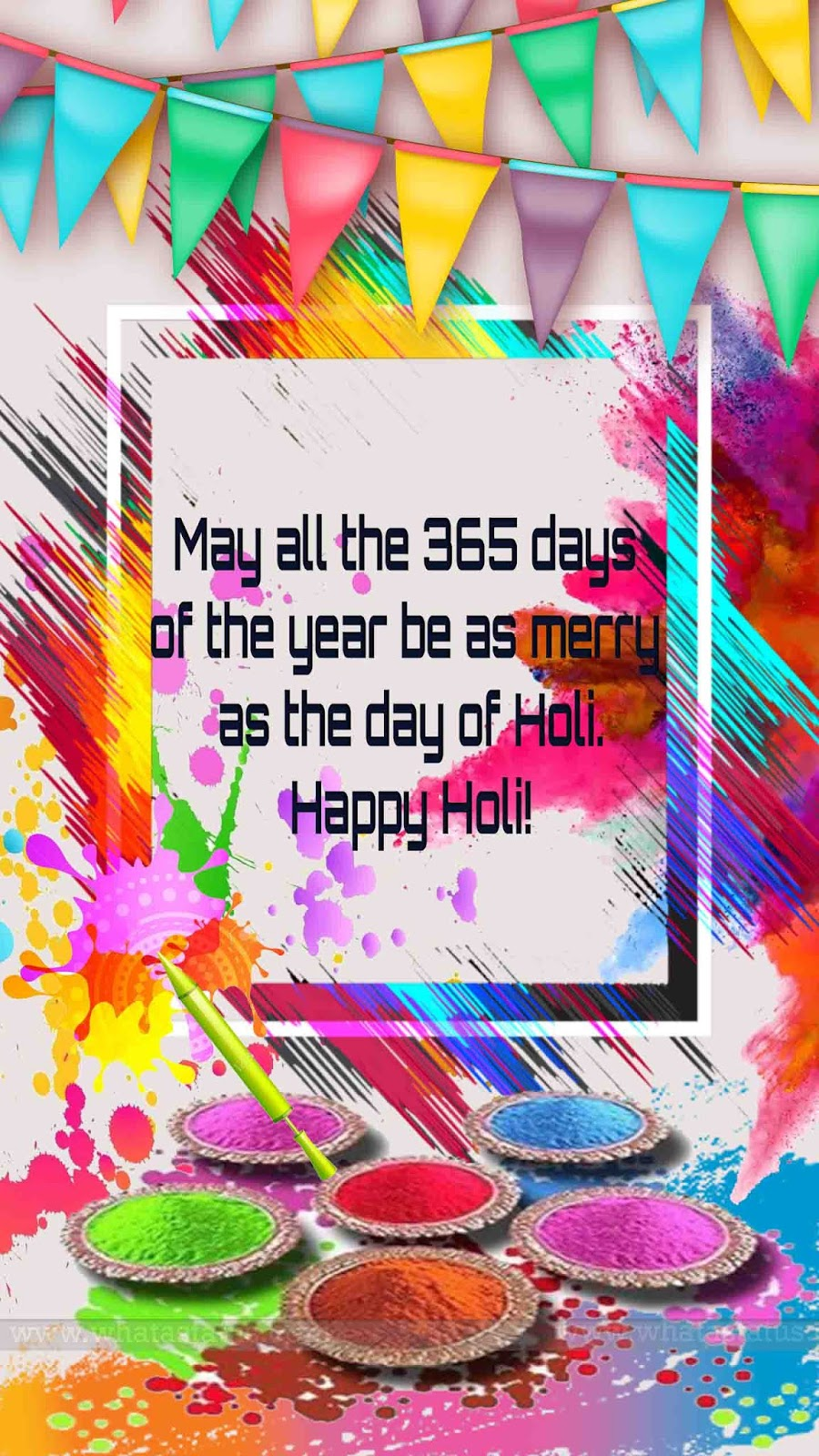 Happy Holi Status Quotes