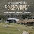Improvised Flysheet/rain-cover for Camping