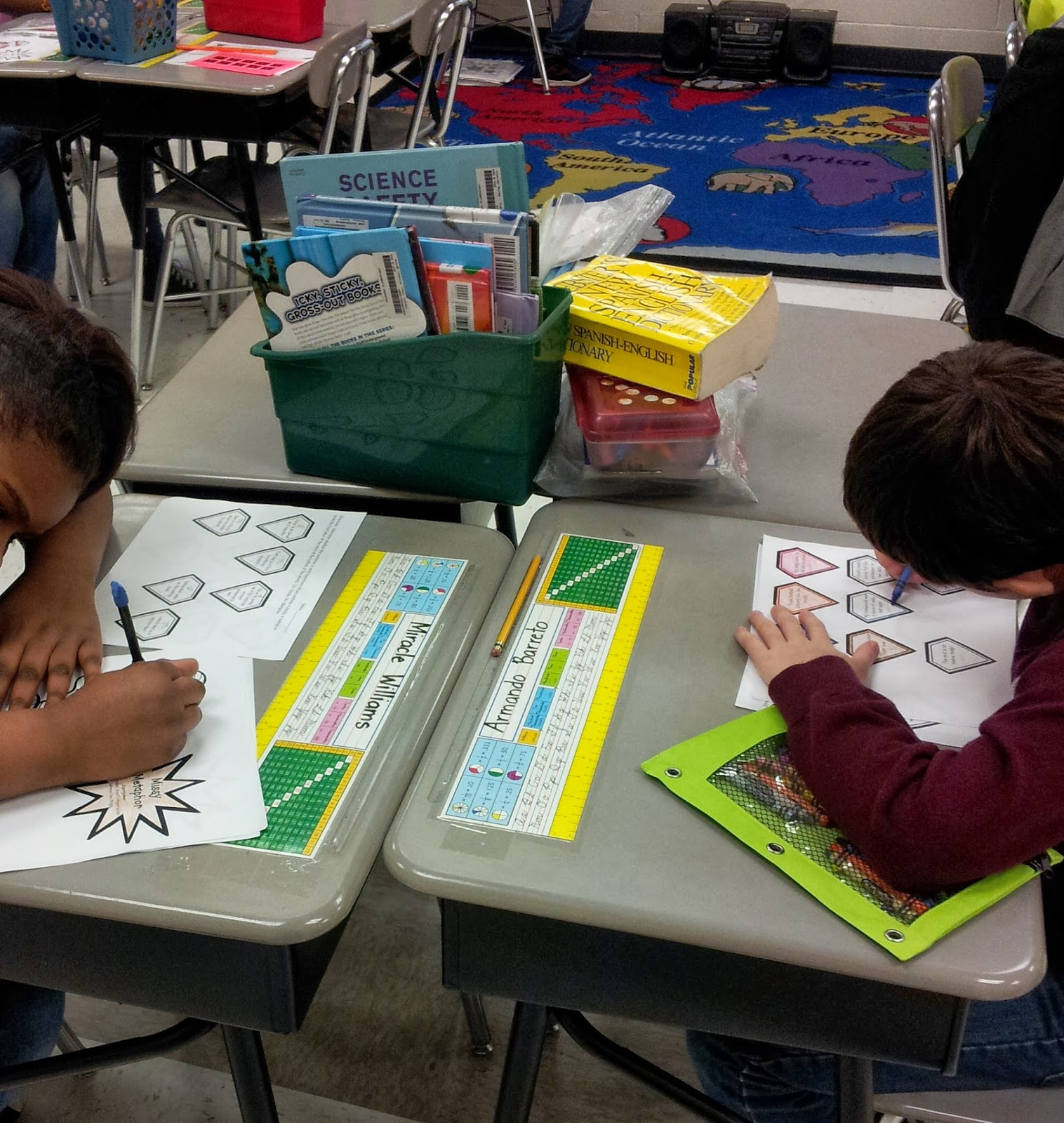 Upper Elementary Snapshots 5 Reasons To Use Craftivities