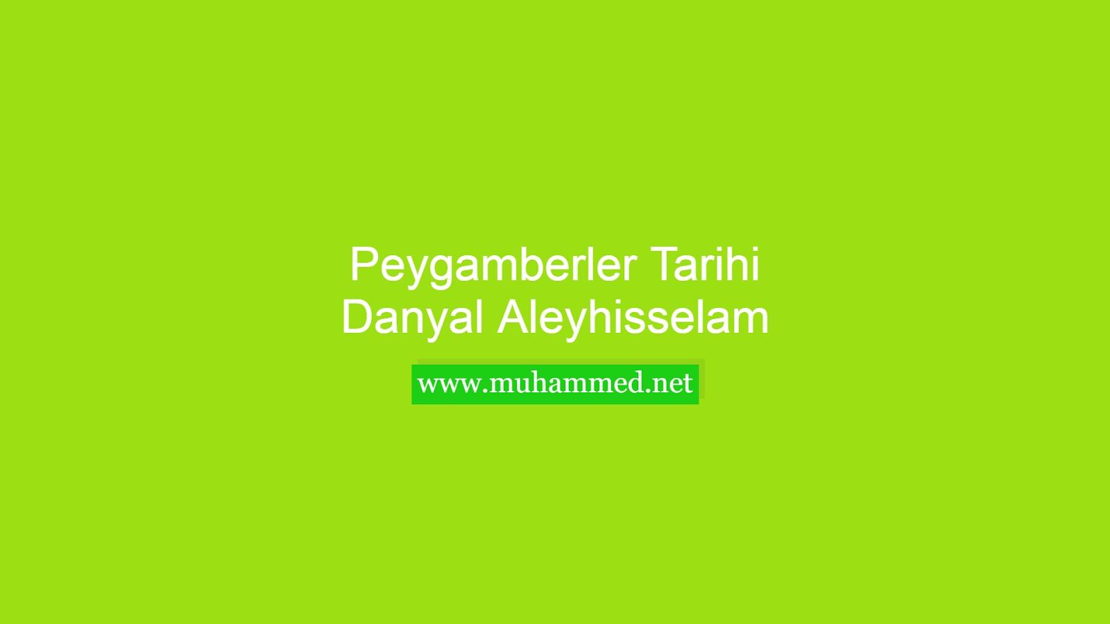 Hz. Danyal (a.s.)