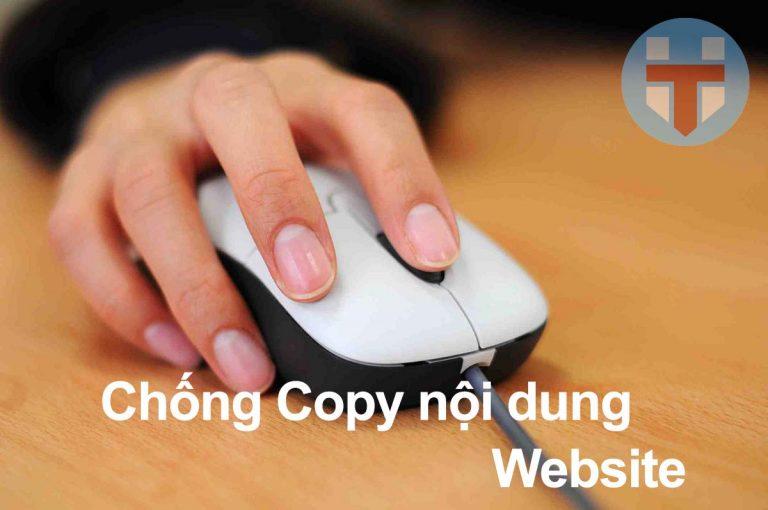 code chống copy bài viết cho blogspot