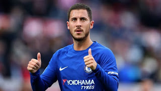 Breaking!! See The Player Chelsea is Planning To Use In Replace Of Eden Hazard