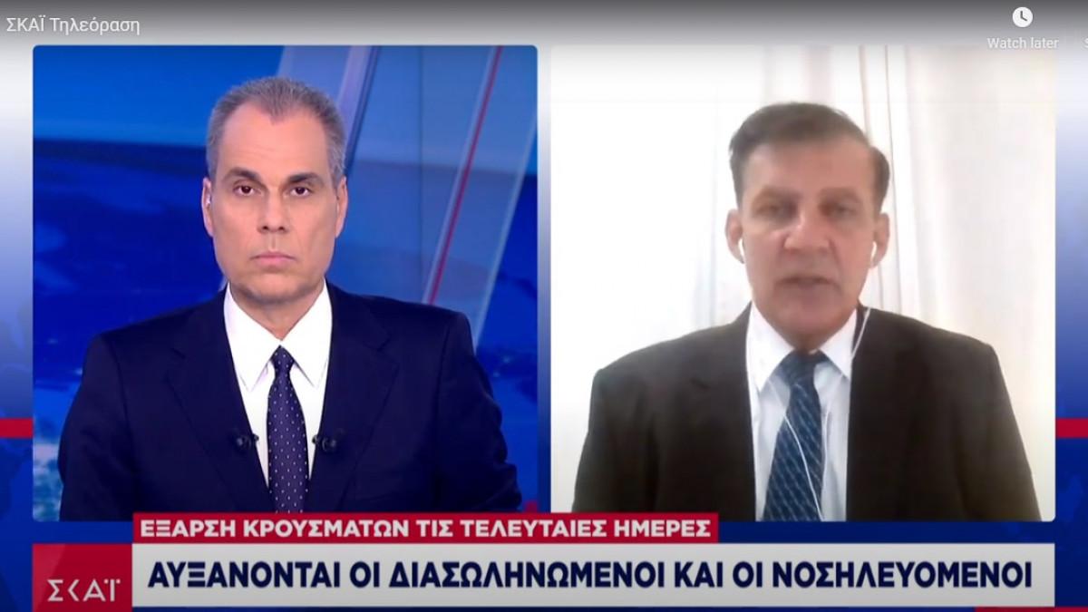 Σε έξαρση ο κορονοϊός στην Ελλάδα – Ελάχιστα κρούσματα στην Ξάνθη