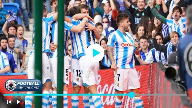 Real Sociedad vs Athletic Club – Highlights
