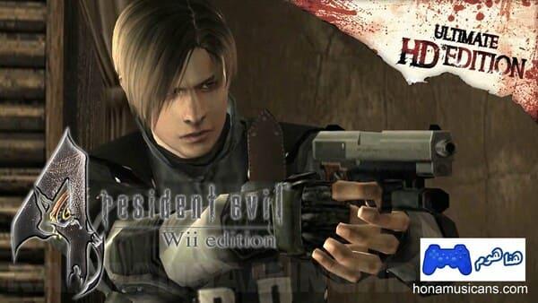 تحميل لعبة Resident Evil 4 ريزدنت إيفل 4 للكمبيوتر مضغوطة
