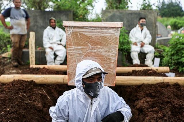 Agam Minta Pemprov Jabar Sediakan Lahan  Pemakaman Covid-19 di Lahan Aset Jabar