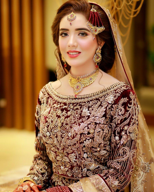 Beautiful Bridal Makeup DP