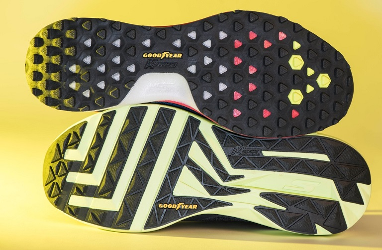 Skechers Collaborates with Goodyear on Footwear