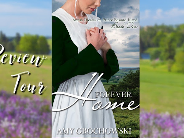 Forever Home Blog Tour: Author Interview + Giveaway