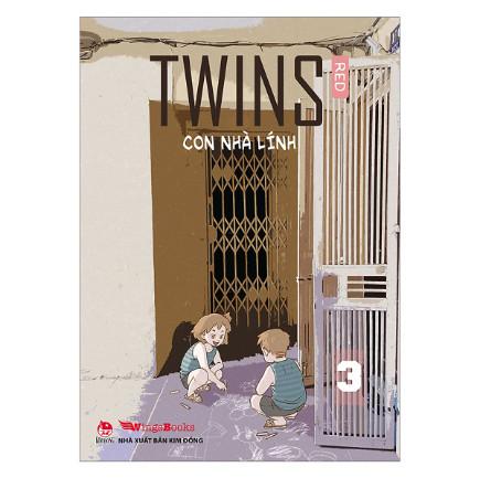 Twins - Con Nhà Lính - Tập 3 ebook PDF-EPUB-AWZ3-PRC-MOBI