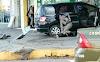 CACHOEIRINHA | Perseguição termina com um homem preso após ele invadir farmácia com carro roubado