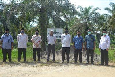 Memasuki New Normal, Kemenag Tanjungbalai Rencanakan Pembangunan Madrasah Persiapan Negeri