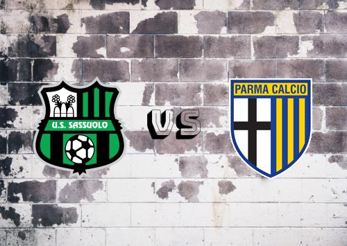 Sassuolo vs Parma  Resumen