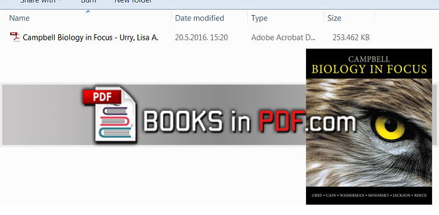 Google Drive link of campbell biology in focus 2nd edition ...