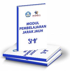 Download Modul PJJ Kemendikbud Masa Pandemi Covid 19 JENJANG SMP / MTS Semester 2 Tahun Pelajaran 2020 / 2021