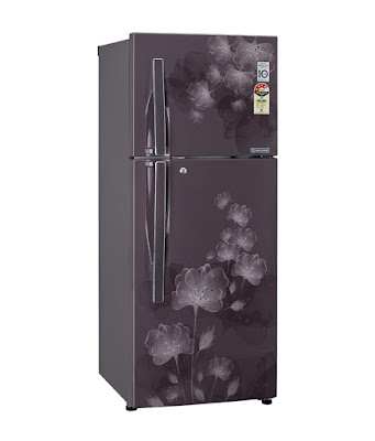 CSD Price of LG 285 Lit Refrigerator- Frost Free Flower