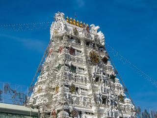 Temple of Tirupati Balaji, Andhra Pradesh,