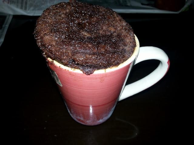 Chocolate, mug cake, recipe, cooker , oven,ithout oven,baking