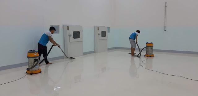 Bảng giá dịch vụ vệ sinh nhà xưởng gmp - GoClean