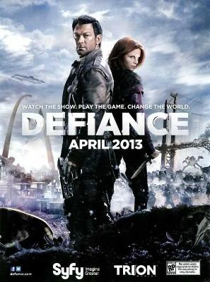 Downloas Série Defiance 1ª Temporada