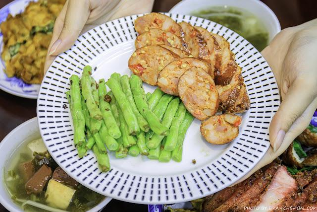MG 1241 - 丁記炸粿蚵嗲,古早味炸粿種類超豐富,內用還有豬血湯可以無限喝到飽!