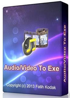 Audio/Video To Exe Portable