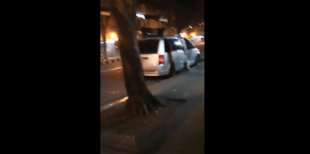 VIDEO: Babae Kinidniap sa May Paseo De Roxas