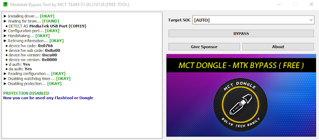 MCT Bypass Tool