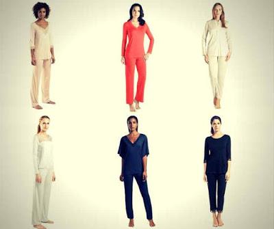Marca de Pijamas Femininos de Luxo Hanro